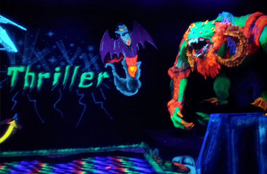 Thriller Mini Golf